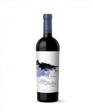 botella Finca Malbec