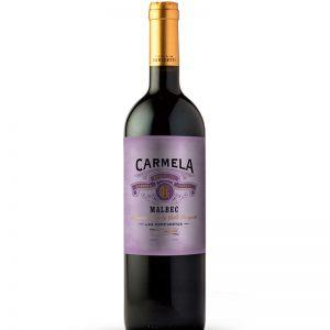 botella Carmela Malbec