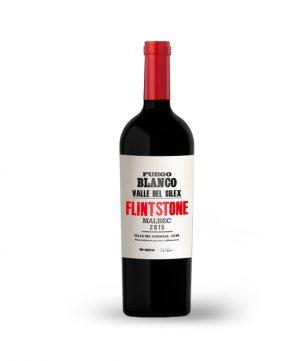 botella Flintstone Malbec