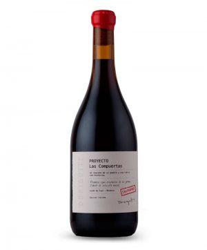 botella Charbono